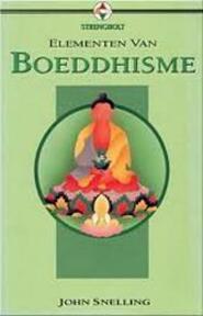 Elementen van boeddhisme - John Snelling (ISBN 9789060108376)