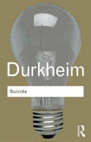 Suicide - Emile Durkheim (ISBN 9780415278317)