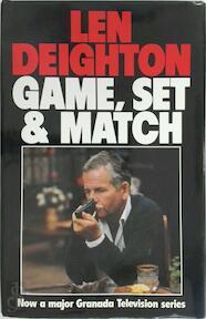 Game, Set & Match - Len Deighton (ISBN 9780394572352)