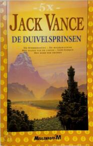 5x Jack Vance / De Duivelsprinsen - Jack Vance (ISBN 9789029045704)