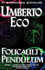 Foucault's Pendulum - Umberto Eco (ISBN 9780345418272)