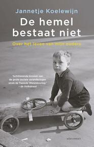 De hemel bestaat niet - Jannetje Koelewijn (ISBN 9789045019673)