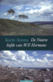 De Noorse liefde van W.F. Hermans - Karin Anema (ISBN 9789045013329)