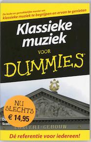 Klassieke muziek voor Dummies - David Pogue, Scott Speck (ISBN 9789043009195)