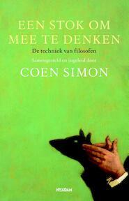 Een stok om mee te denken - Coen Simon (ISBN 9789046816516)