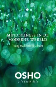 Mindfulness in de moderne wereld (ISBN 9789045316482)