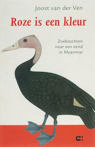 Roze is een kleur - J. van der Ven (ISBN 9789086840076)