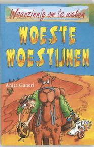 Woeste Woestijnen - Anita Ganeri (ISBN 9789020605303)