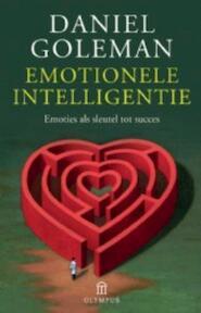 Emotionele intelligentie (Olympus) - Daniel Goleman (ISBN 9789025436803)