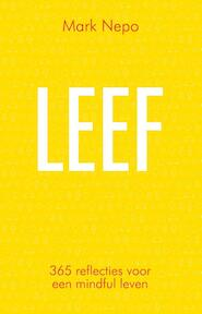 Leef - Mark Nepo (ISBN 9789021558141)