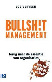 Bullshit management - Jos Verveen (ISBN 9789052618470)