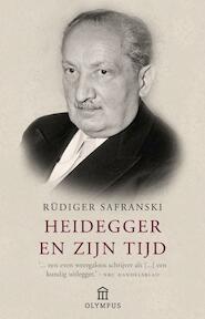 Heidegger en zijn tijd - Rudifer Safranski, RÜDiger Safranski (ISBN 9789046703076)
