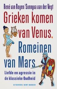 Grieken komen van Venus en Romeinen van Mars - R. van Royen, S. van der Vegt (ISBN 9789035126886)