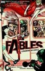 Fables 01. Legends in Exile - Bill Willingham (ISBN 9781563899423)