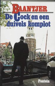 De Cock en een duivels komplot - A.C. Baantjer, Appie Baantjer (ISBN 9789026105296)