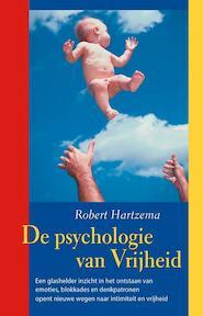 De Psychologie van Vrijheid - Robert Hartzema (ISBN 9789063500924)
