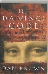 De Da Vinci code - Dan Brown (ISBN 9789024548002)
