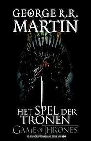 Het spel der tronen - George Martin (ISBN 9789024558858)