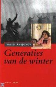 Generaties van de winter - Vasili Aksjonov (ISBN 9789026314148)
