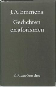 Verzameld werk / 1 gedichten en aforismen - Emmens (ISBN 9789028204768)
