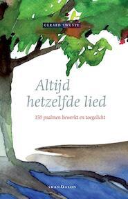 Altijd hetzelfde lied - Gerard Swüste (ISBN 9789492183101)