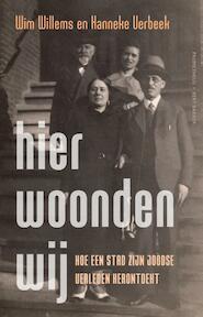 Hier woonden wij - Wim Willems, Hanneke Verbeek (ISBN 9789035141742)