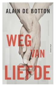 Weg van liefde - Alain de Botton (ISBN 9789045024073)