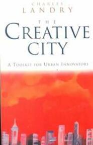 The creative city - Charles Landry (ISBN 9781853836138)