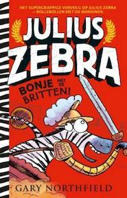 Julius Zebra - 2 Bonje met de Britten - Gary Northfield (ISBN 9789024571338)