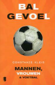 Balgevoel - Constanze Kleis (ISBN 9789022555187)