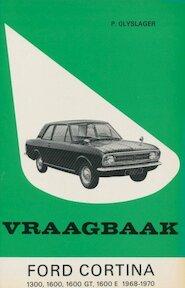 Vraagbaak Ford Cortina 1968-1970 - Olyslager (ISBN 9789020107821)