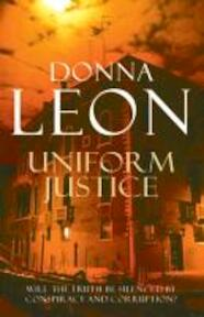 Uniform Justice - Donna Leon (ISBN 9780099536659)