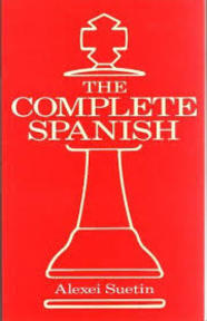 The complete Spanish - Alekseĭ Stepanovich Suėtin (ISBN 9780713469295)