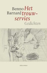Het trouwservies - Benno Barnard (ISBN 9789025451509)