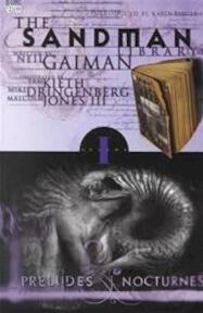 Preludes & nocturnes - Neil Gaiman, Sam Kieth (ISBN 9781563890116)