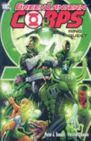 Ring Quest - Peter Tomasi, Patrick Gleason, Sterling Gates (ISBN 9781401219758)
