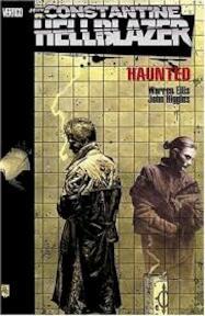 Hellblazer, haunted - Warren Ellis, John Higgins (ISBN 9781563898136)
