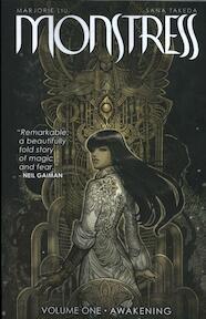 Monstress 1 - Marjorie Liu (ISBN 9781632157096)