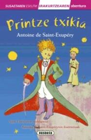 Printze txikia - Antoine De Saint-Exupery (ISBN 9788467742909)