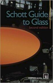 Schott guide to glass - Heinz G. Pfaender (ISBN 9780412719608)