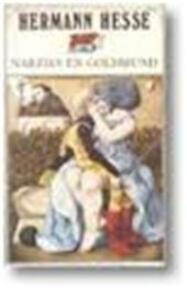 Narziss en Goldmund - Hermann Hesse (ISBN 9789029519007)
