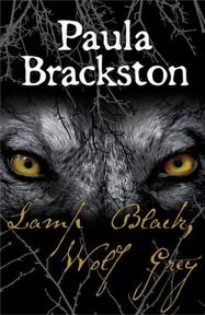 Lamp Black, Wolf Grey - Paula Brackston (ISBN 9781906727482)