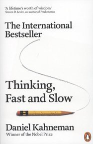Thinking, fast and slow - Kahneman D (ISBN 9780141033570)