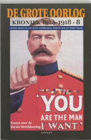 De Grote Oorlog Kroniek 1914-1918 (ISBN 9789059111523)