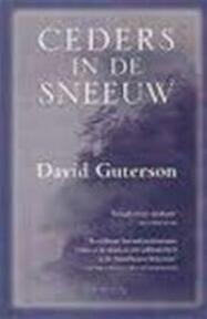Ceders in de sneeuw - David Guterson (ISBN 9789053336564)