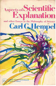 Aspects of Scientific Explanation: and Other Essays in the Philosophy of Science - Carl G. Hempel (ISBN 0029143403)