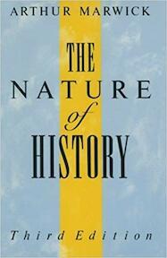 The Nature of History - Arthur Marwick (ISBN 9780333432358)
