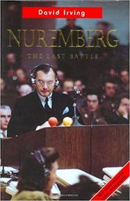 Nuremberg - David John Cawdell Irving (ISBN 9781872197166)
