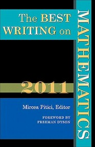 The Best Writing on Mathematics 2011 - (ISBN 9780691153155)