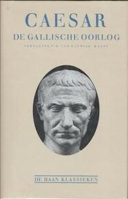De Gallische oorlog - Caius Julius Caesar (ISBN 9789026942501)